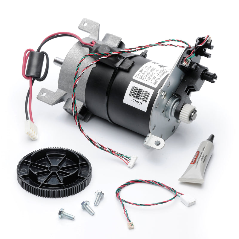 super drive garage door motor manual