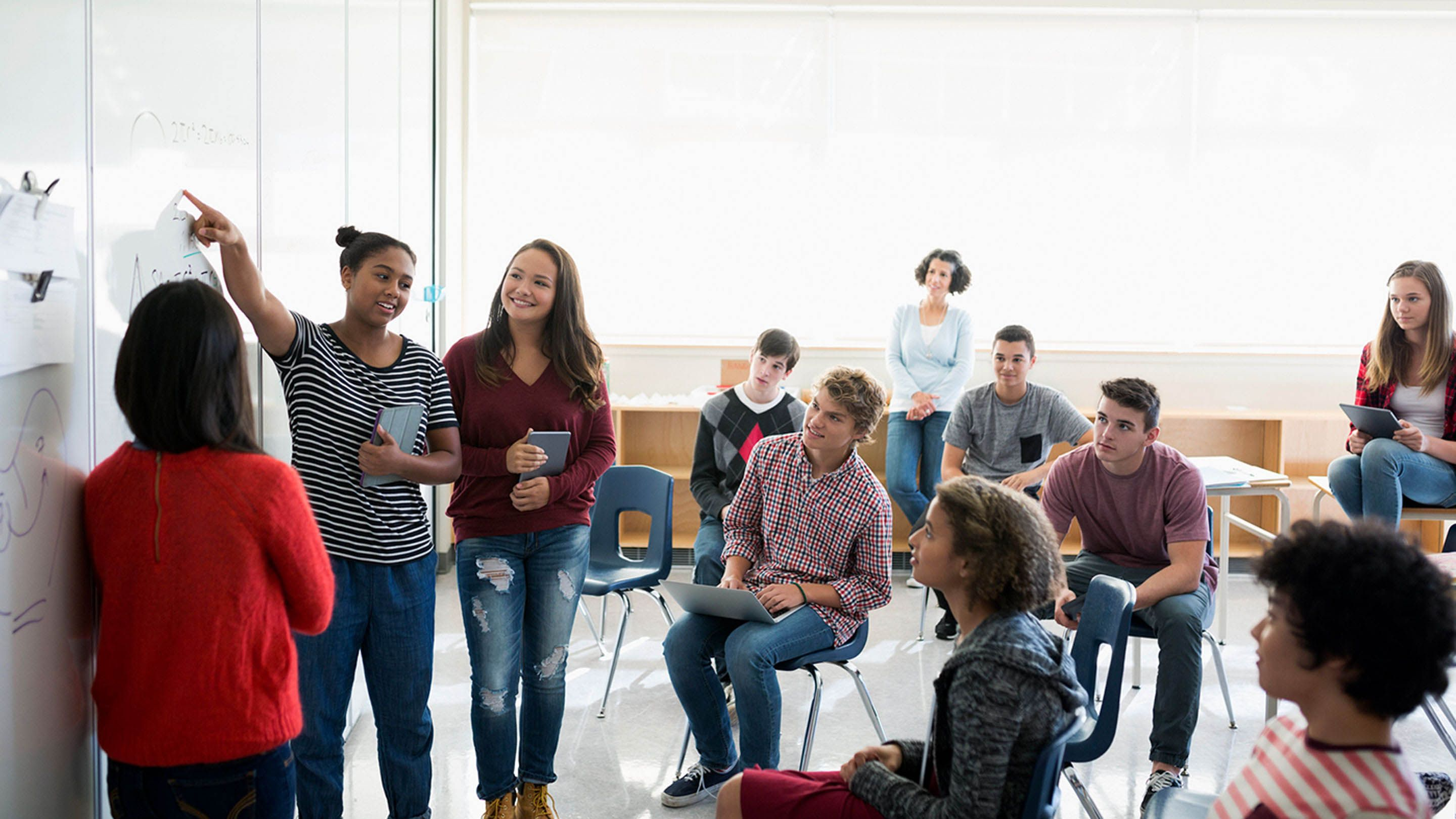 what are the importance of groups in schools pdf
