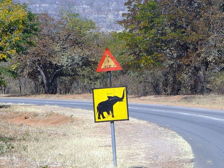 road signs in zimbabwe pdf