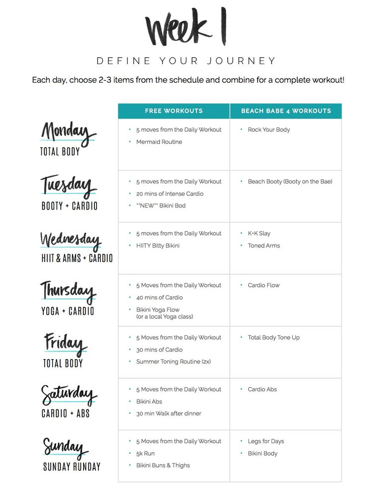 tone it up 7 day slim down pdf