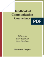theories of human communication pdf