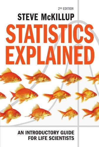 stats explained an introductory guide for life scientists