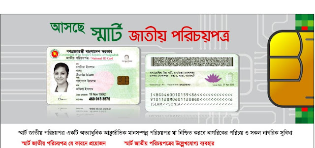 smart id card application form