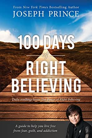 pdf the power of right believing by joseph prince