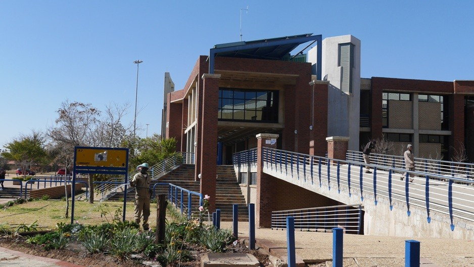 north west university mafikeng campus application forms