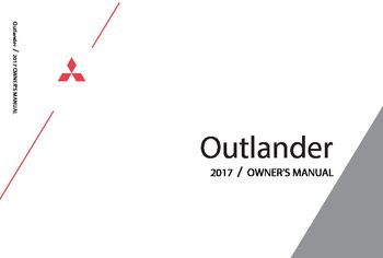 mitsubishi asx 2017 owners manual pdf