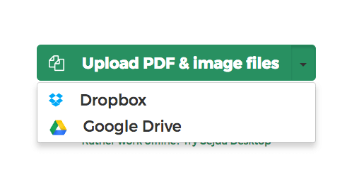 online png to pdf combine