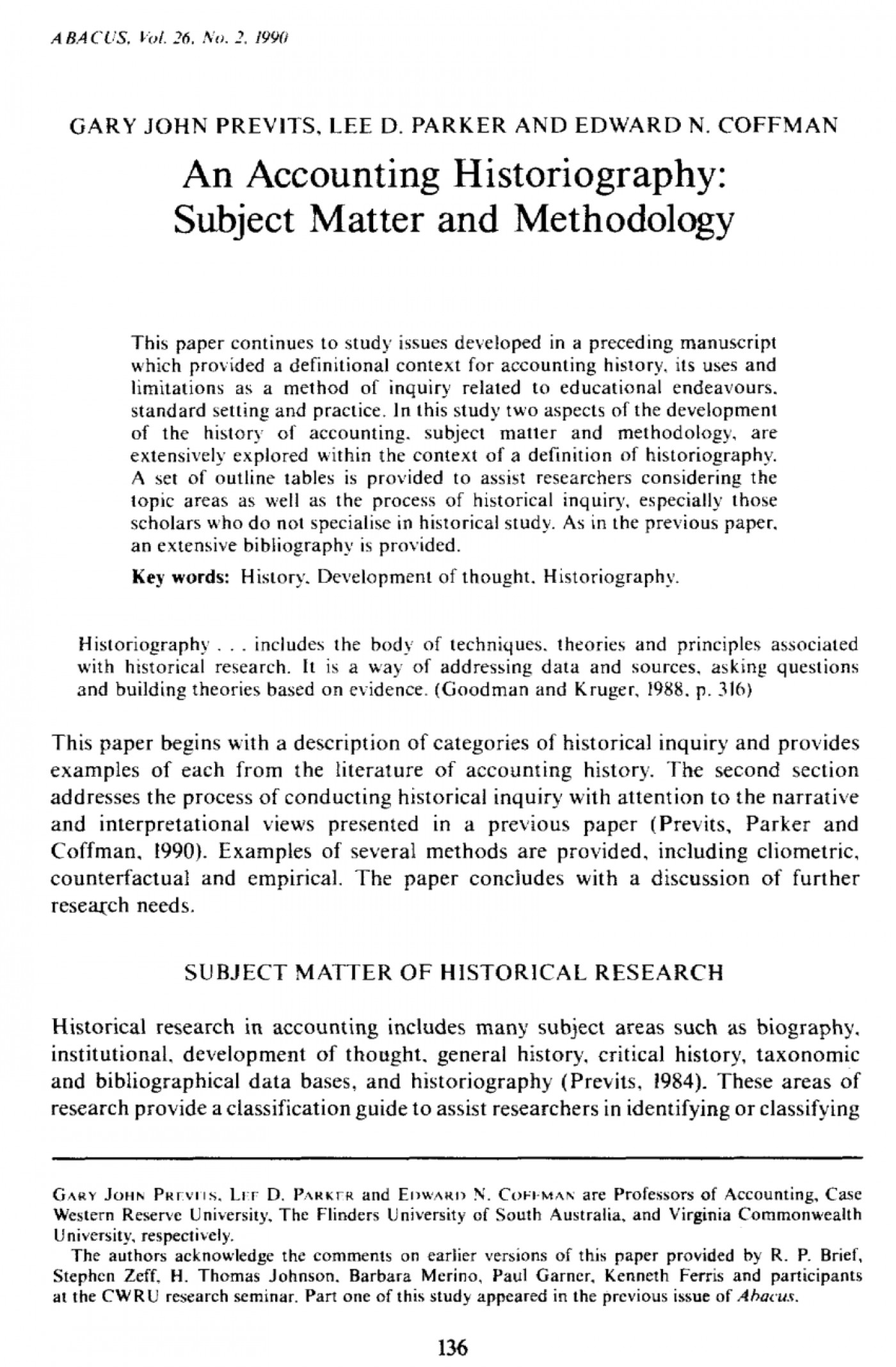 past research proposals phd pdf