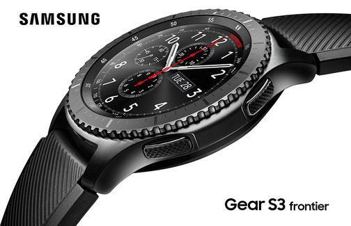 samsung gear s3 frontier pdf manual
