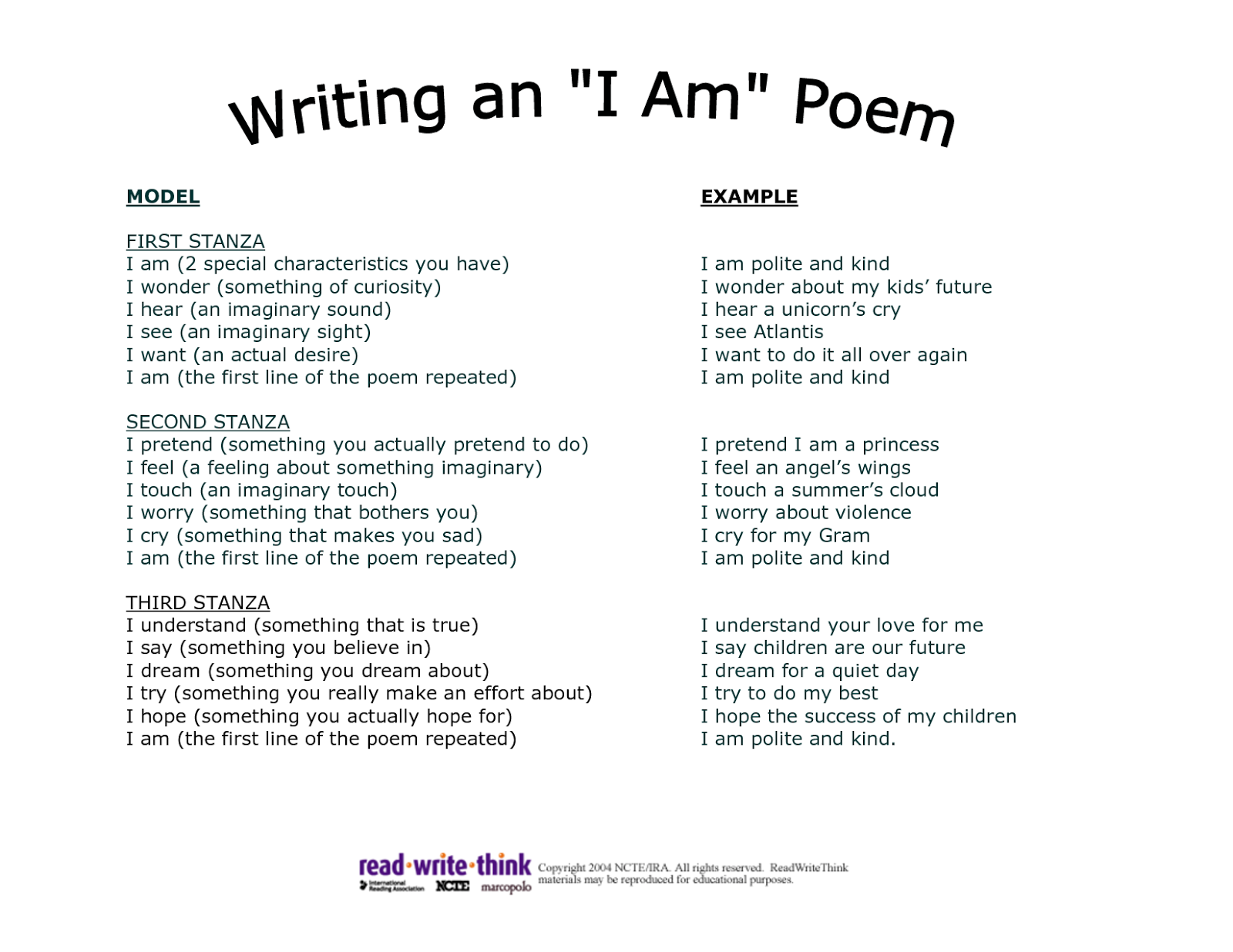 teacher guide everything has changed poem analysis pdf